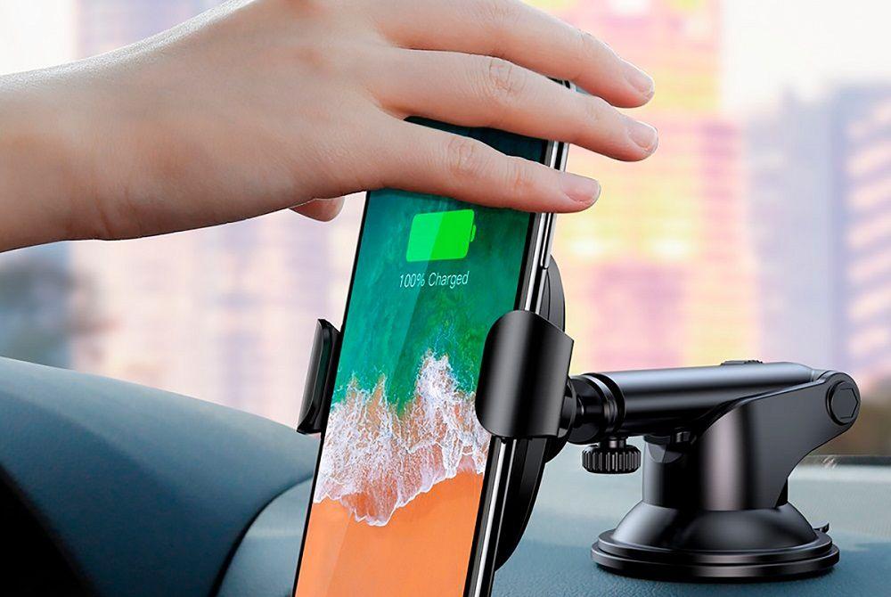 Полезный гаджет Baseus Wireless Charger