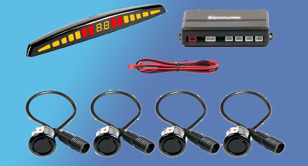 Полезный гаджет парктроник Blackview PS-4.2-18