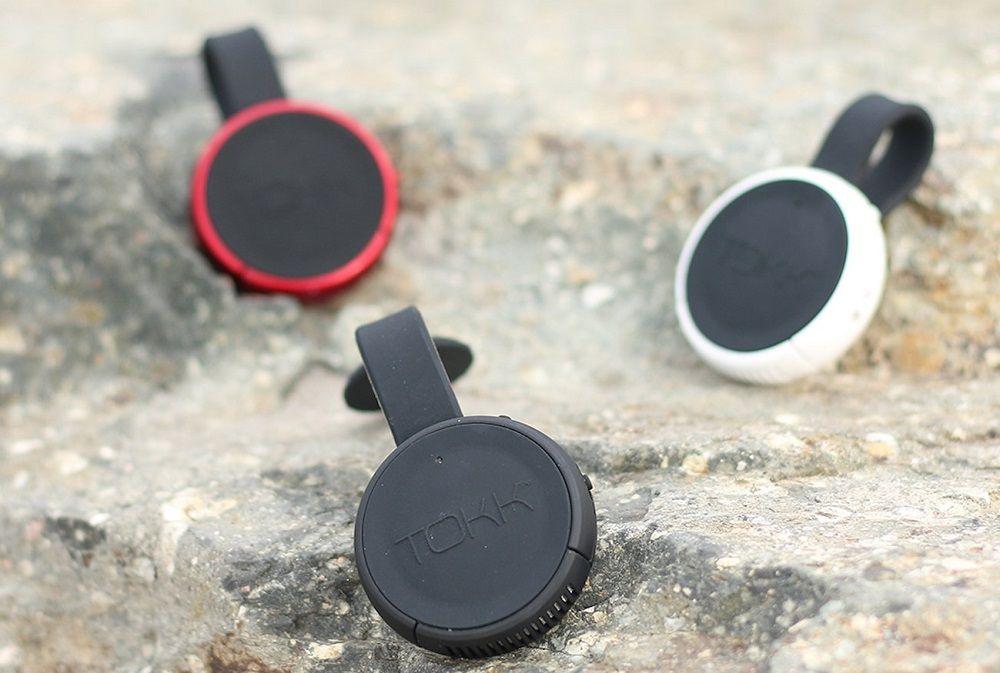 Полезный гаджет спикерфон Tokk Smart Wearable Assistant