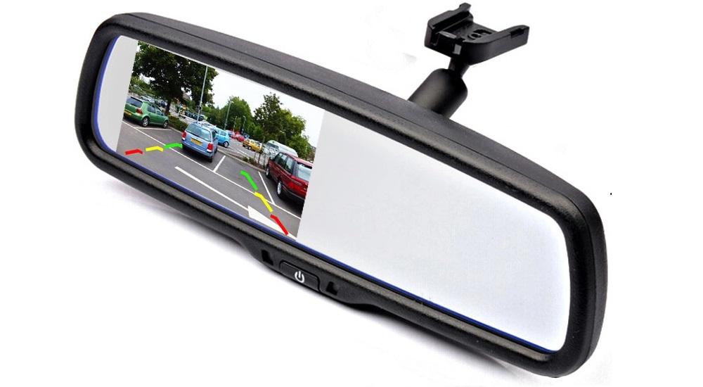 Зеркало с монитором Aria BM04 CM0096