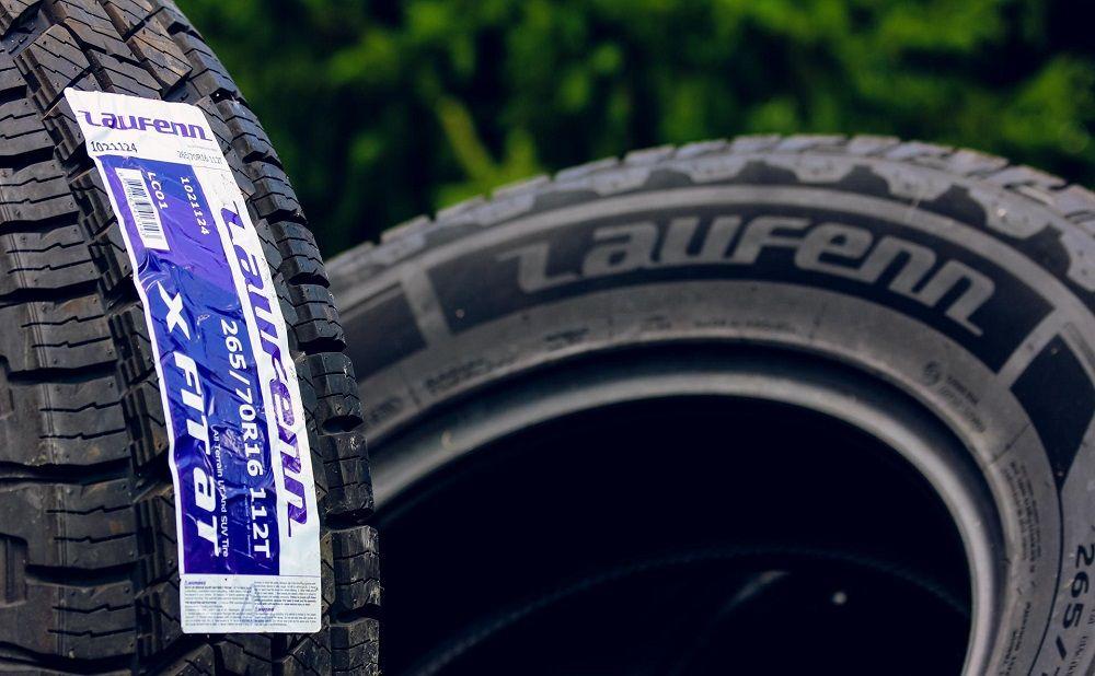 AT шины для внедорожников Laufenn X-Fit AT