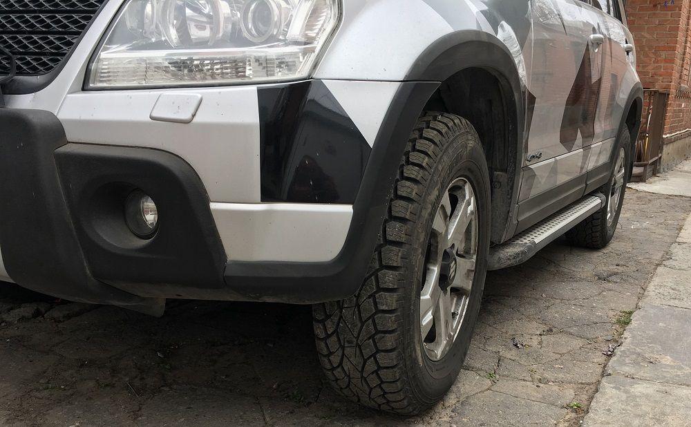 AT шины для внедорожников Ovation Ecovision VI-286 AT