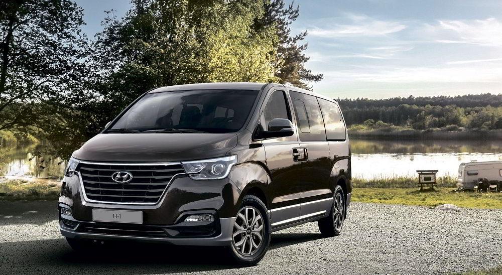 Авто для путешествий Hyundai H1