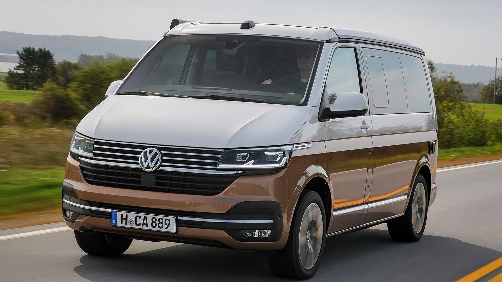 Авто для путешествий Volkswagen California