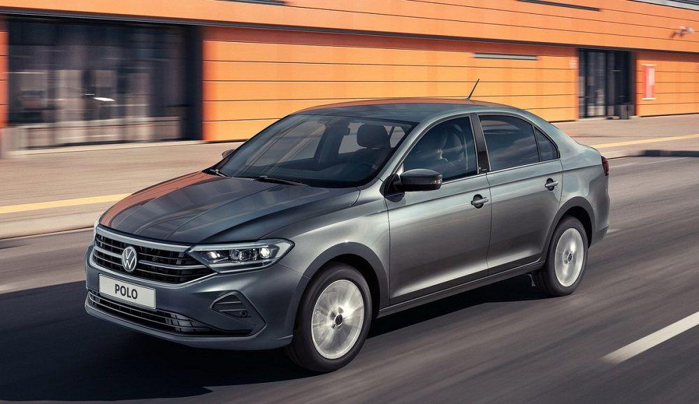 Авто для российских дорог Volkswagen Polo