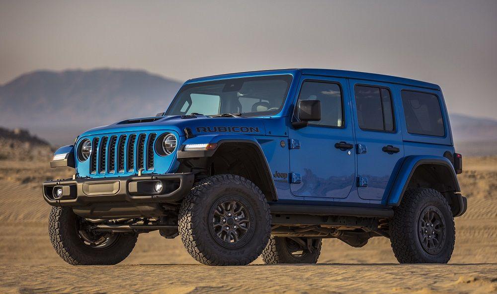 Автомобиль для охоты и рыбалки Jeep Wrangler