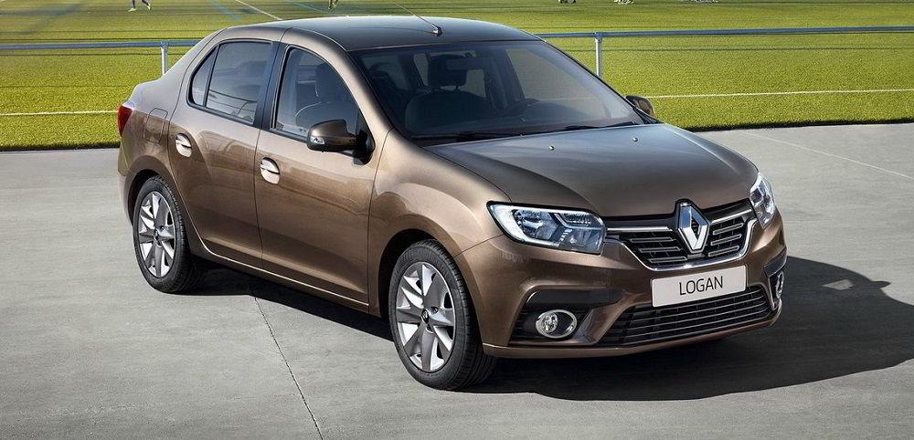 Автомобиль эконом-класса Renault Logan