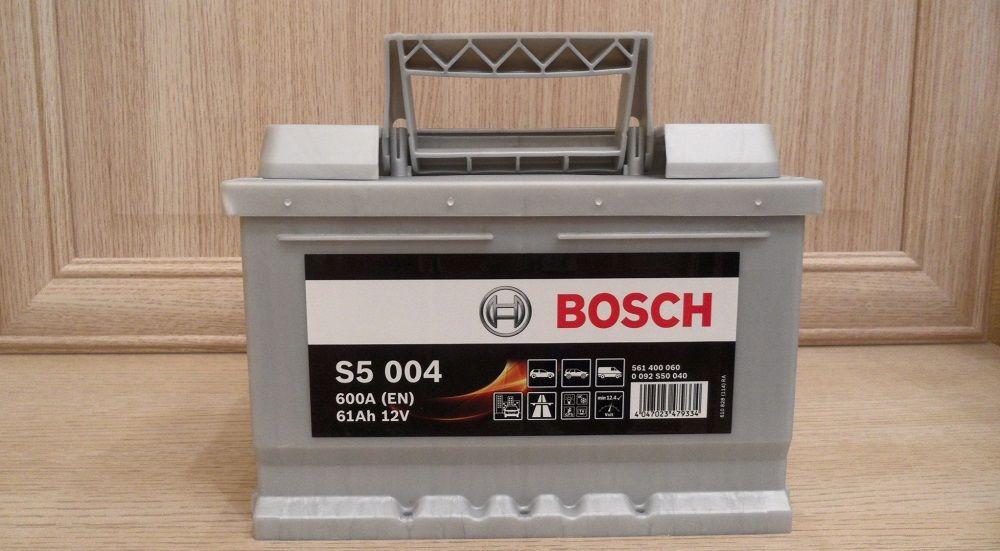 Автомобильный аккумулятор Bosch S5 Silver Plus