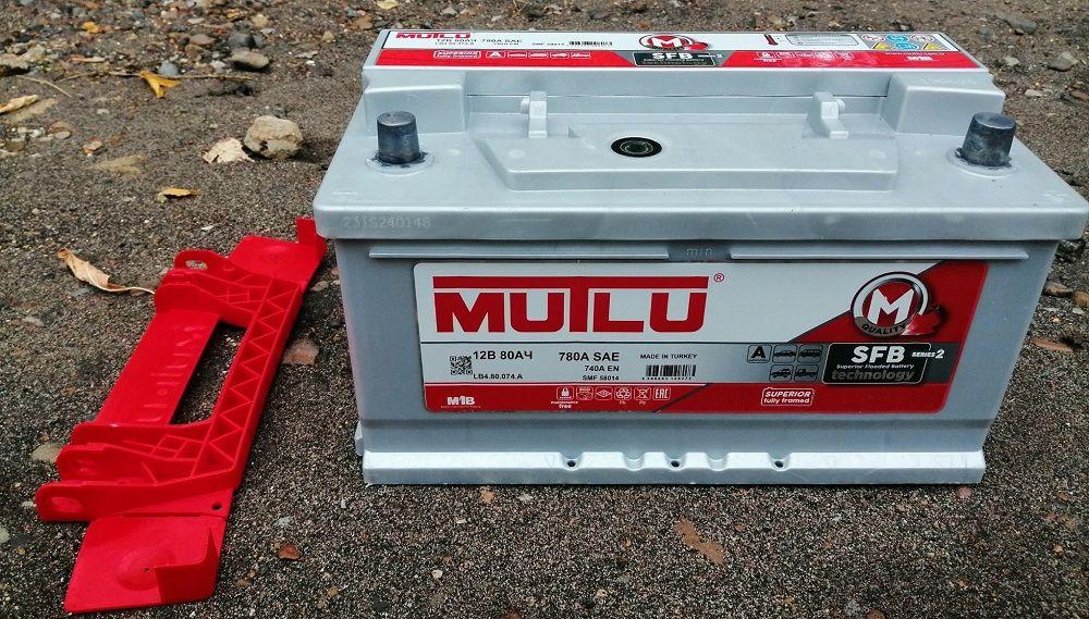 Автомобильный аккумулятор Mutlu Calcium Silver