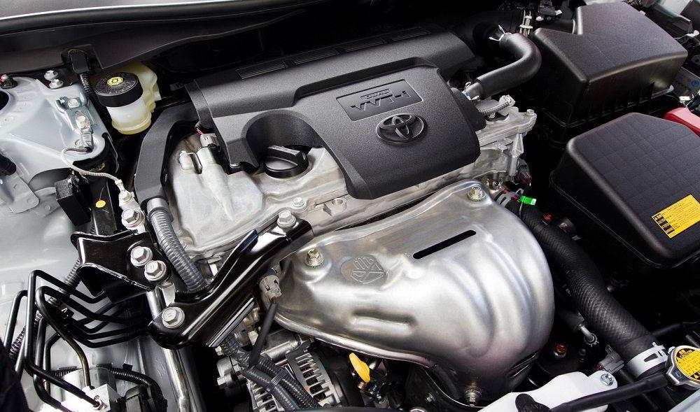 Автомобильный двигатель 2AR-FE от Toyota
