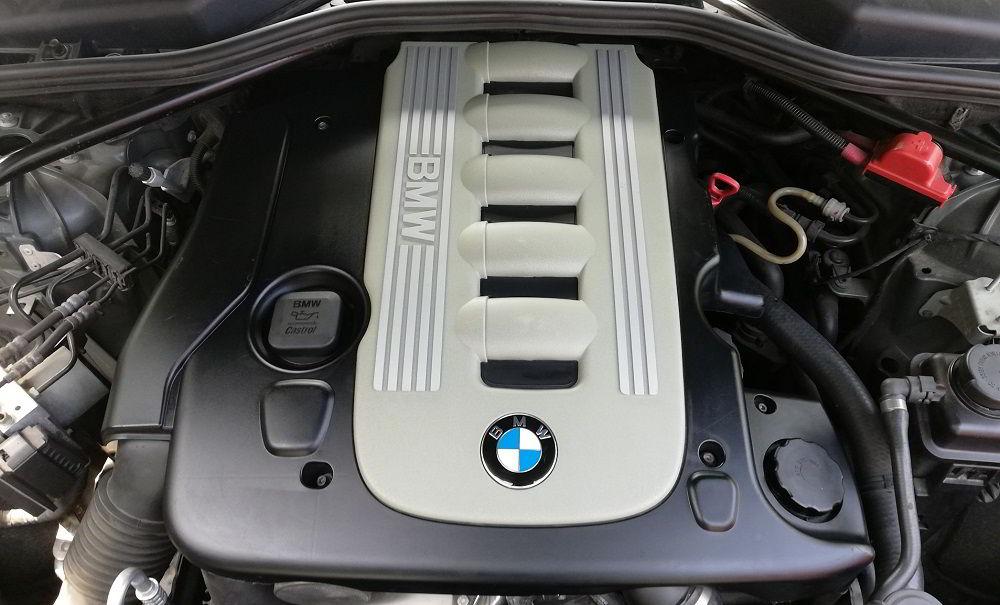 Автомобильный двигатель BMW M57