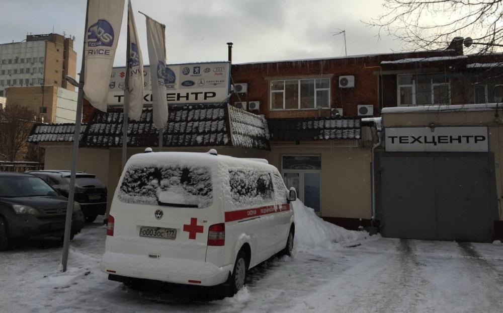 Автосервис в Москве ADS Autodar Service