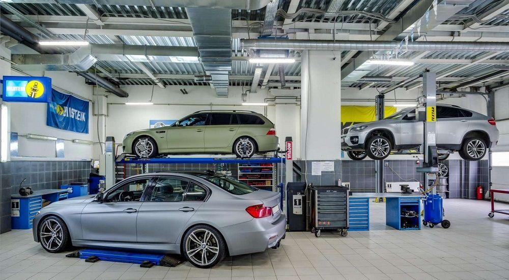Автосервис в Москве Автостарт BMW