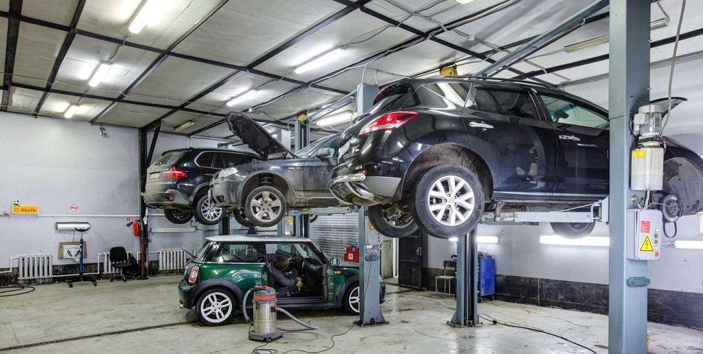 Автосервис в Москве TF Motors