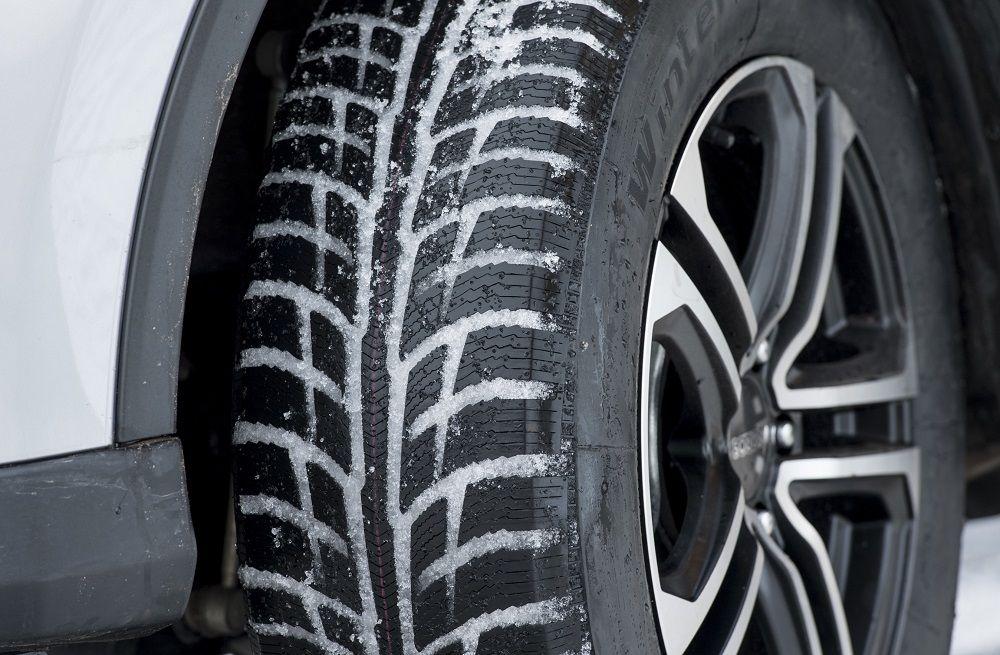 Бюджетные зимние шины BFGoodrich Winter T/A KSI