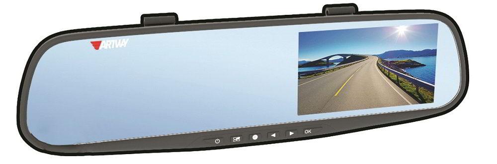 Бюджетный видеорегистратор Artway AV-603
