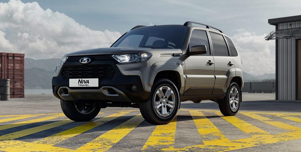 Бюджетный внедорожник Lada Niva Travel