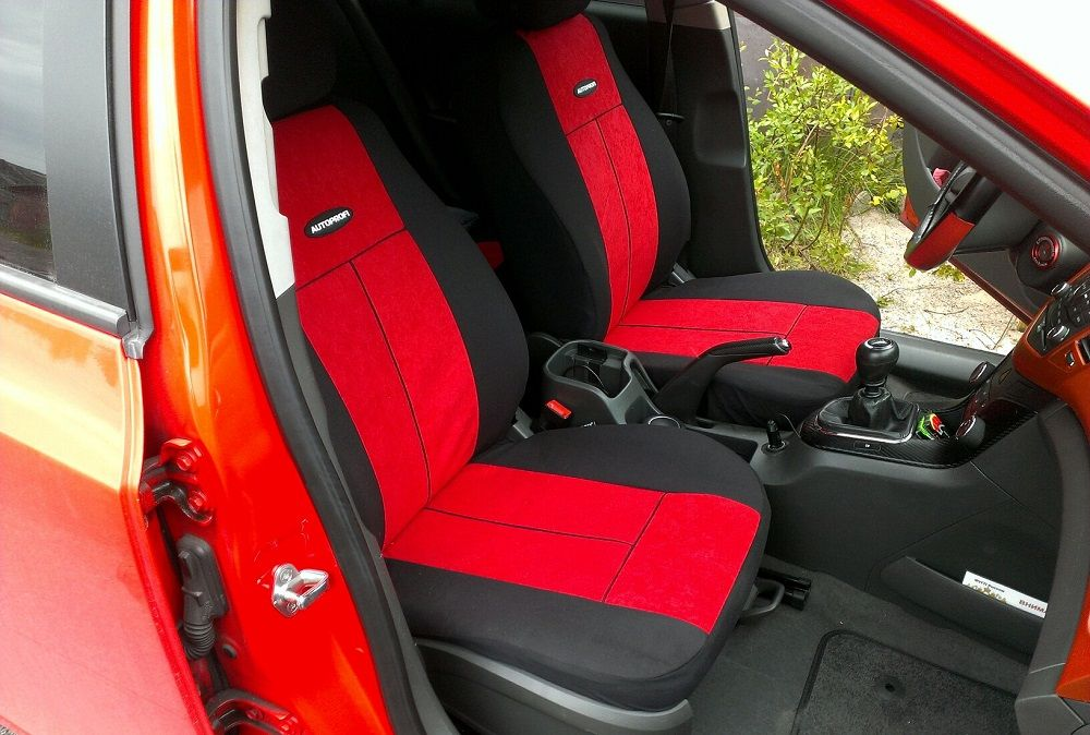 Чехлы для сидений Autoprofi TT 902V