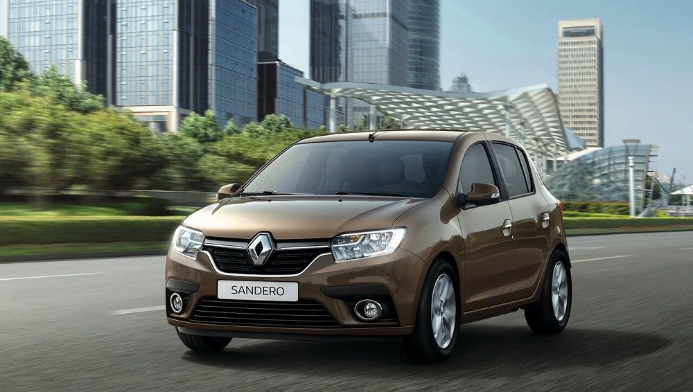 Дешёвый автомобиль Renault Sandero