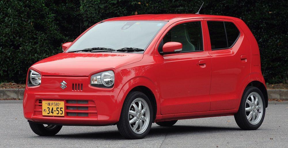 Дешёвый автомобиль Suzuki Maruti Alto
