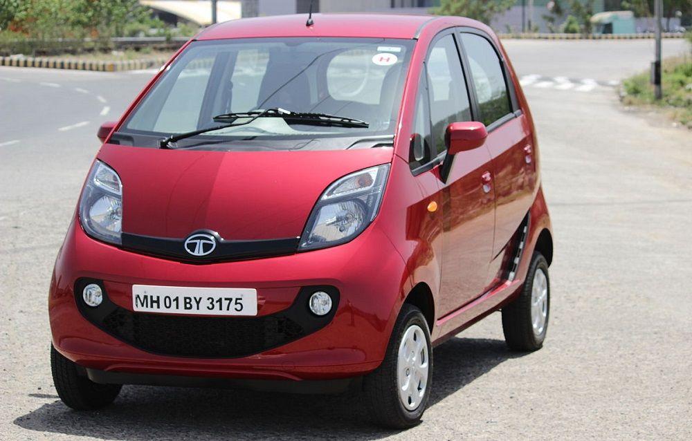 Дешёвый автомобиль Tata GENX XE Nano