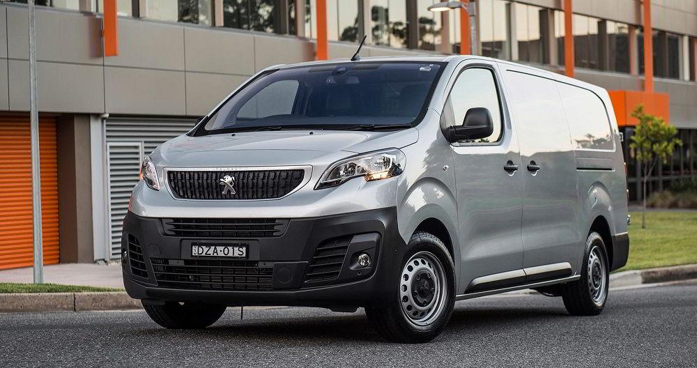Грузовик для заработка Peugeot Expert