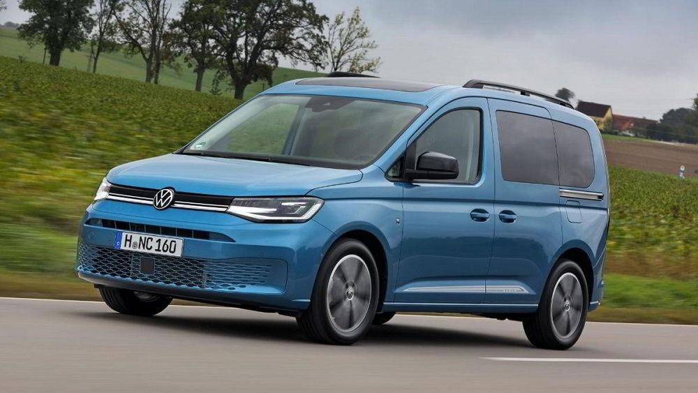 Грузовик для заработка Volkswagen Caddy