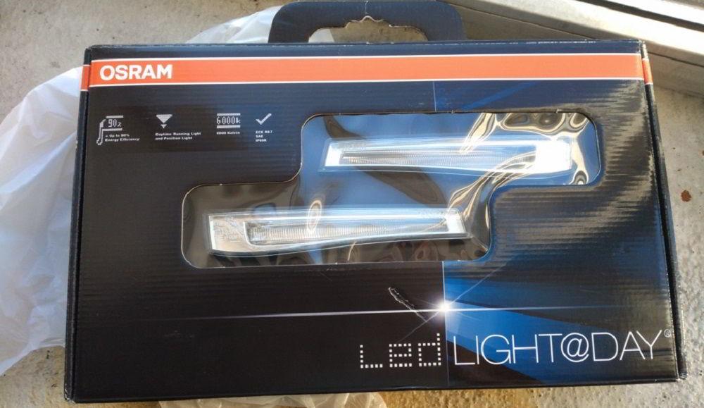 Ходовые огни Osram Led LightDay 101