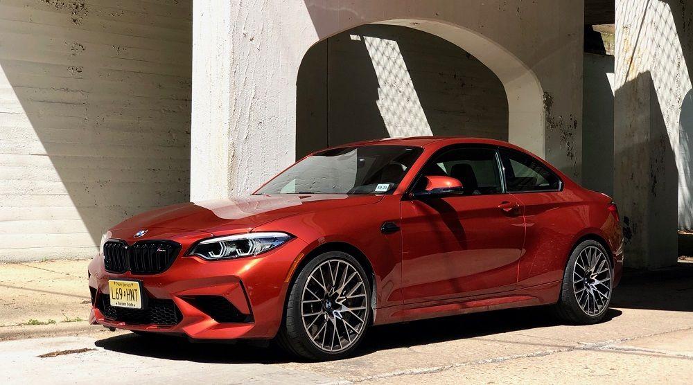 Качественный автомобиль BMW 2-Series