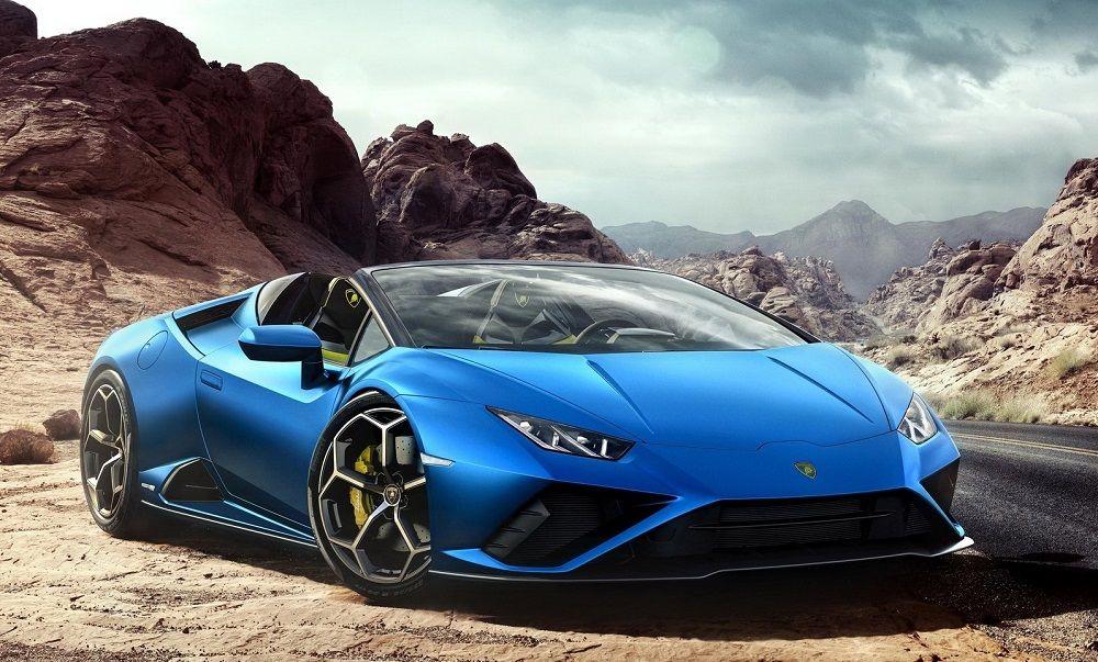 Качественный автомобиль Lamborghini Huracan