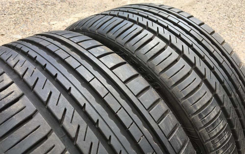 Китайские шины Kinforest KF 550 UHP