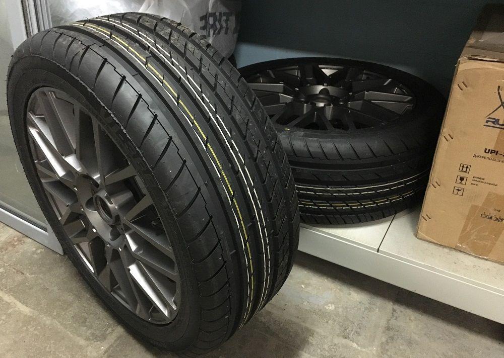 Китайские шины Ovation Tyres VI388