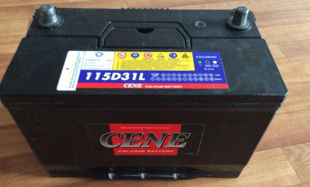 Корейский аккумулятор Cene