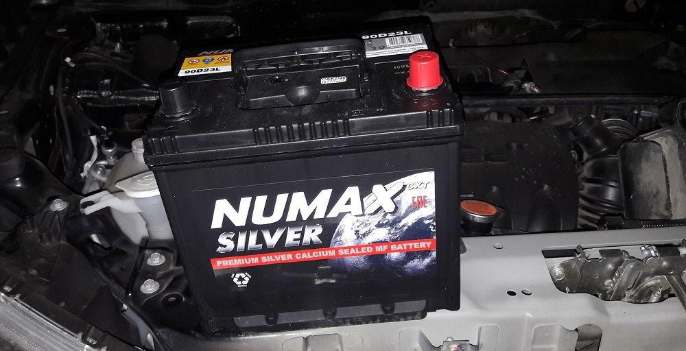 Корейский аккумулятор Numax