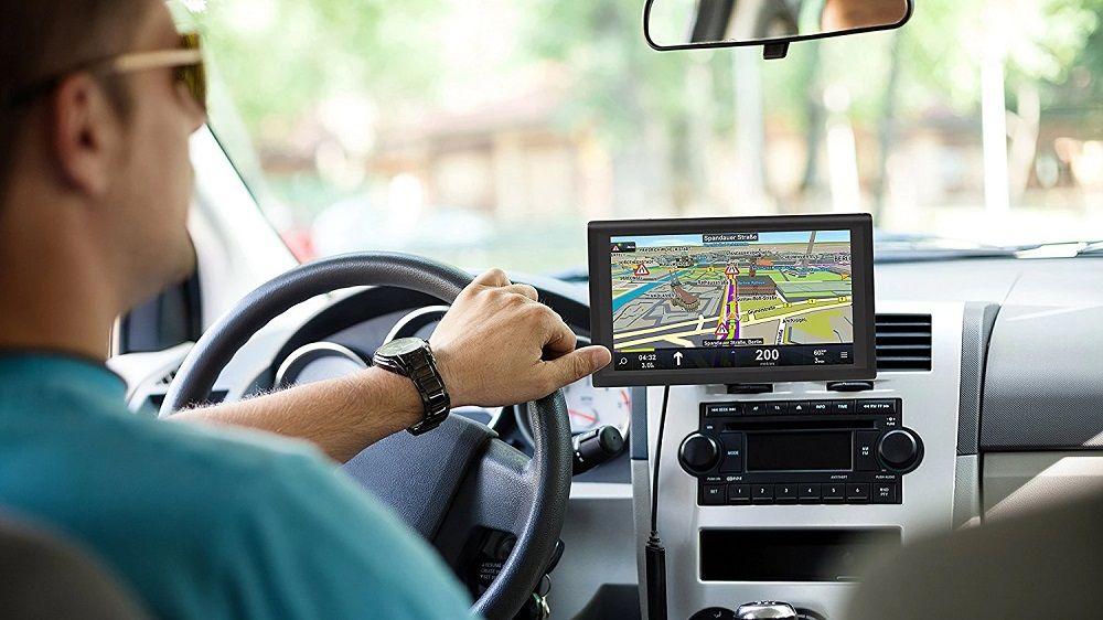 Лучшие автомобильные навигаторы