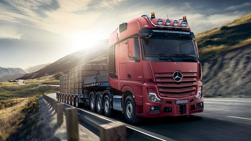 Лучшие грузовики в мире