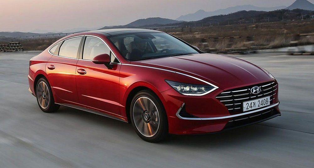 Лучший автомобиль по соотношению цены и качества Hyundai Sonata