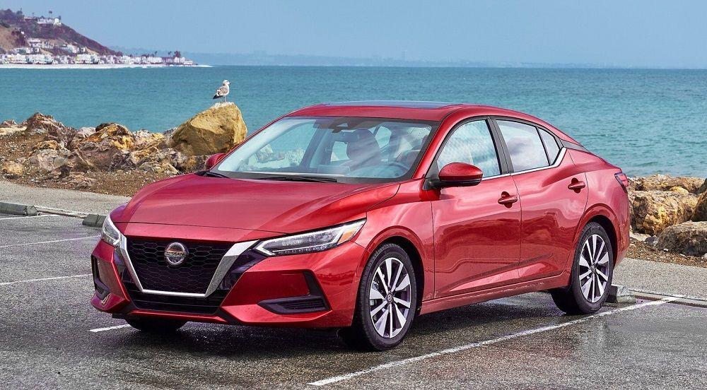 Лучший автомобиль по соотношению цены и качества Nissan Sentra