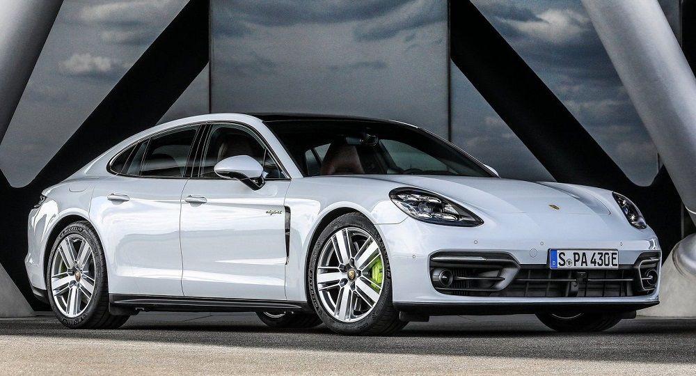 Лучший автомобиль по соотношению цены и качества Porsche Panamera