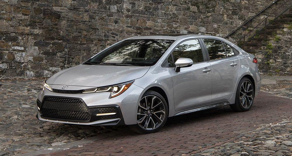 Лучший автомобиль по соотношению цены и качества Toyota Corolla