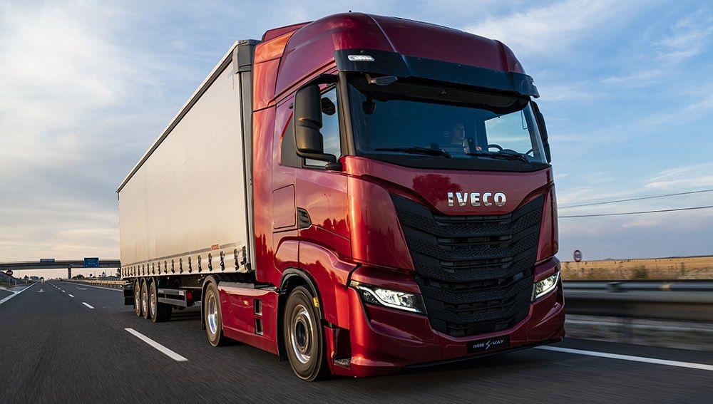 Лучший грузовик в мире Iveco S-Way