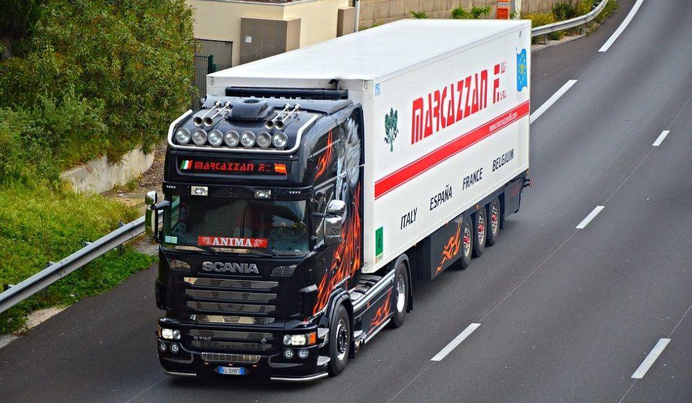 Лучший грузовик в мире Scania R730 V8