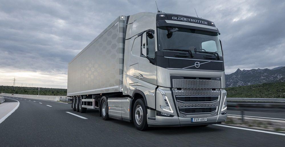 Лучший грузовик в мире Volvo FH I-Save