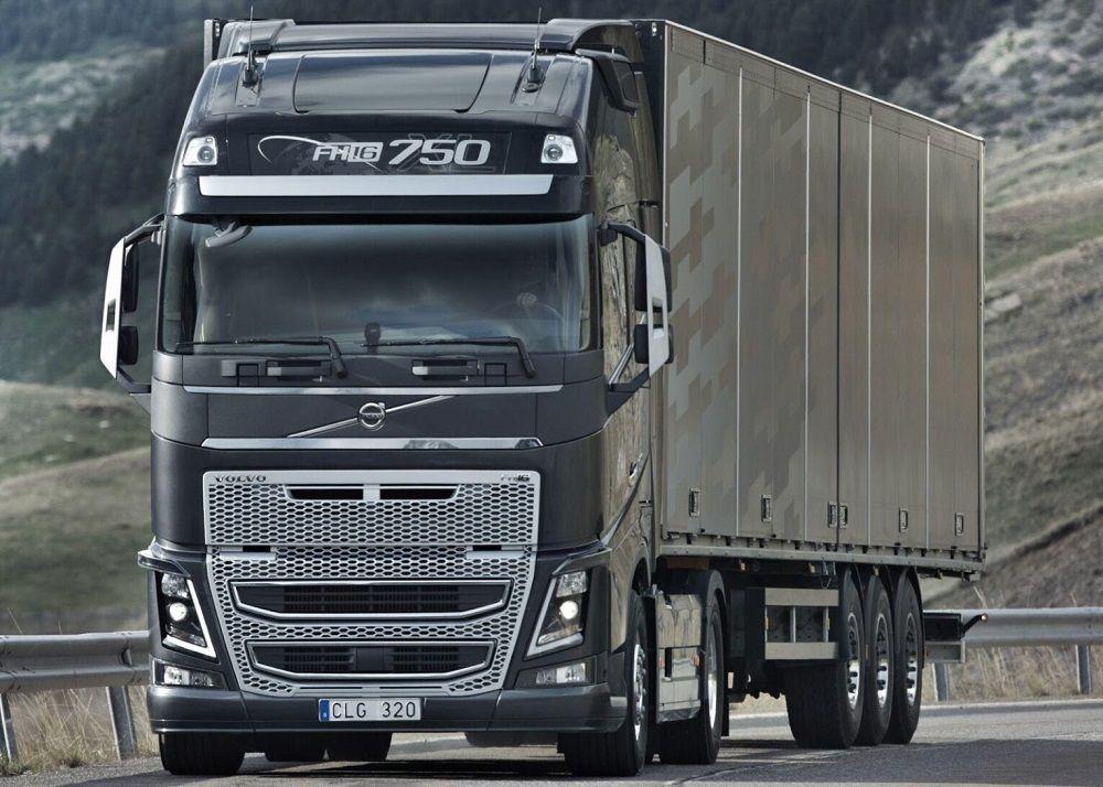 Лучший грузовик в мире Volvo FH16