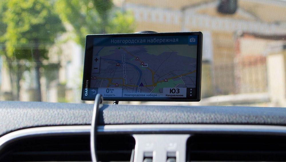 Лучший навигатор Garmin DriveSmart 55 Rus MT