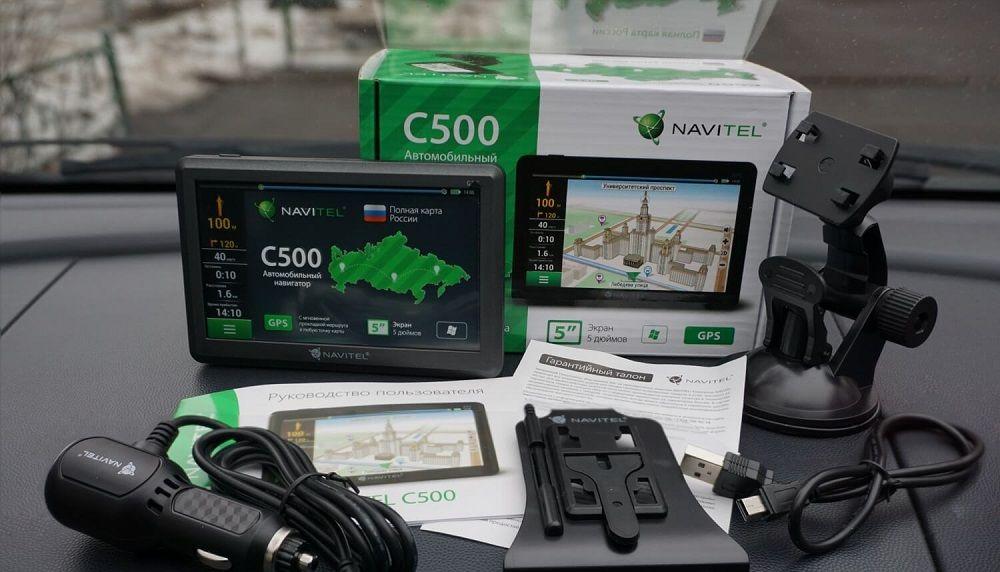 Лучший навигатор Navitel C500
