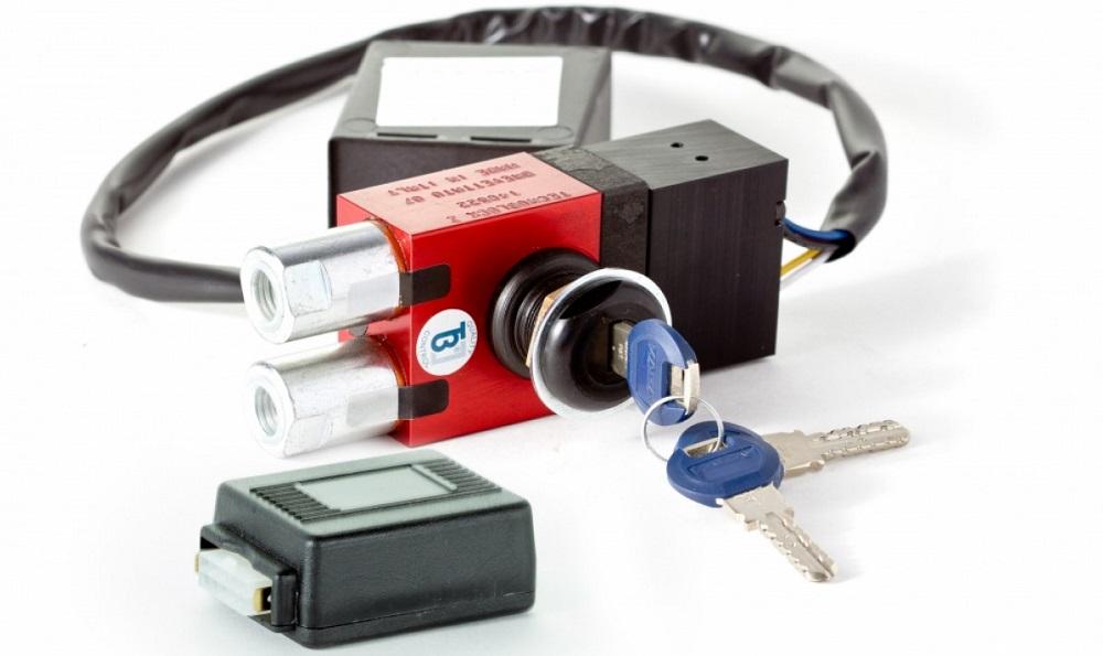 Механическое средство защиты блокировка тормозной системы