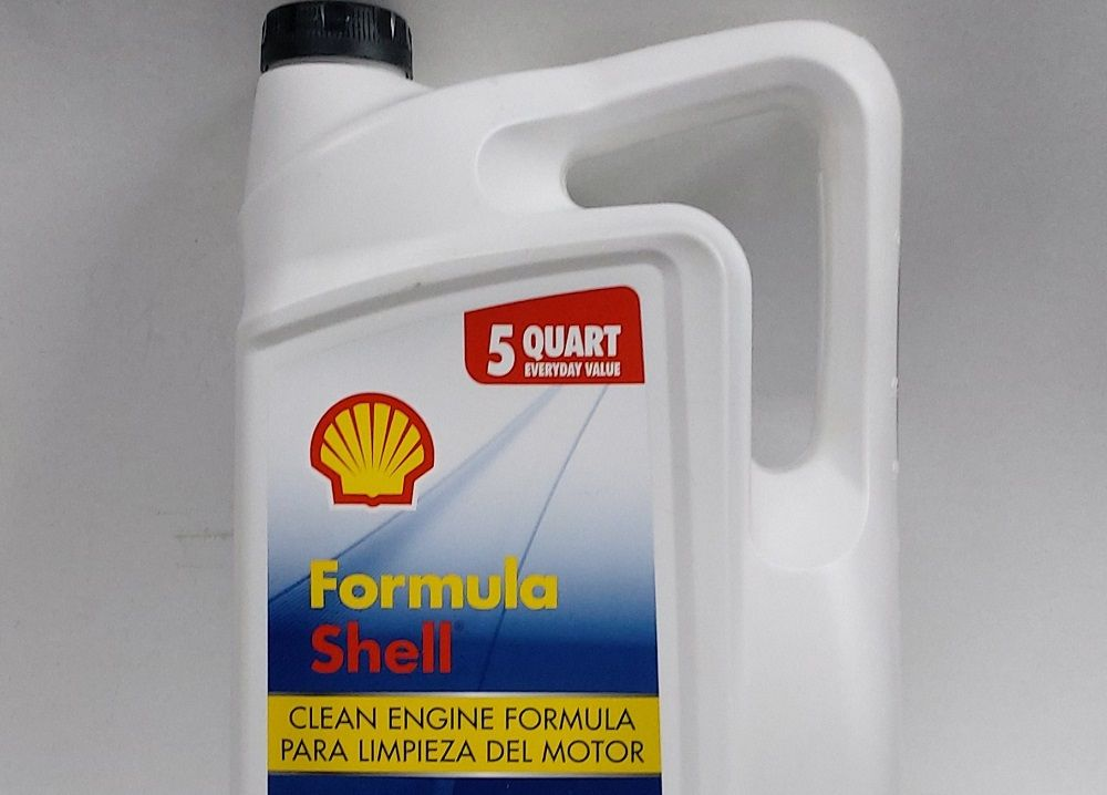 Моторное масло Formula Shell Clean Engine