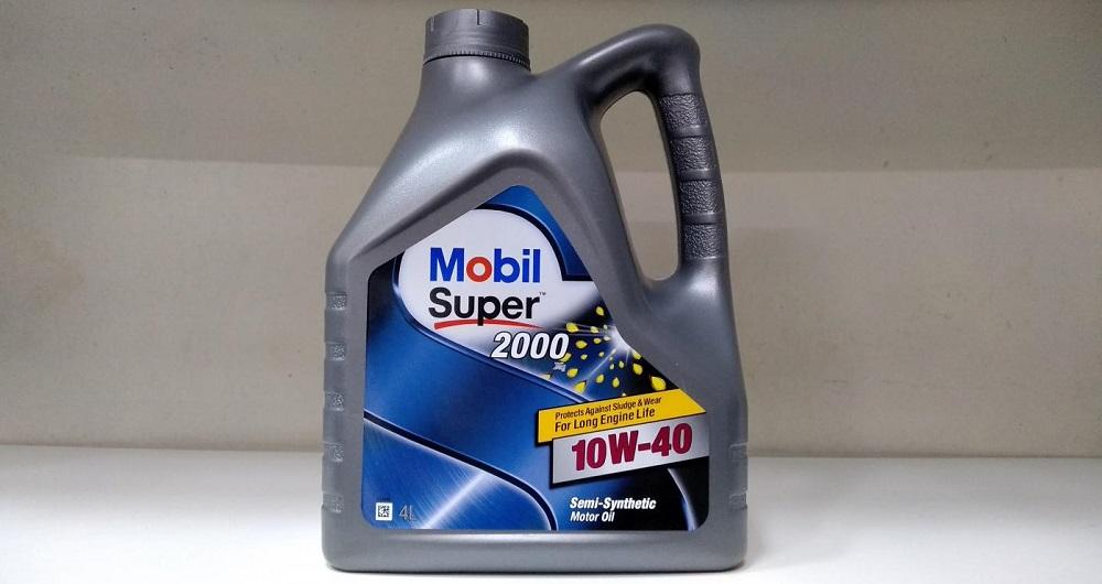 Моторное масло Mobil 1 Super 2000 X1