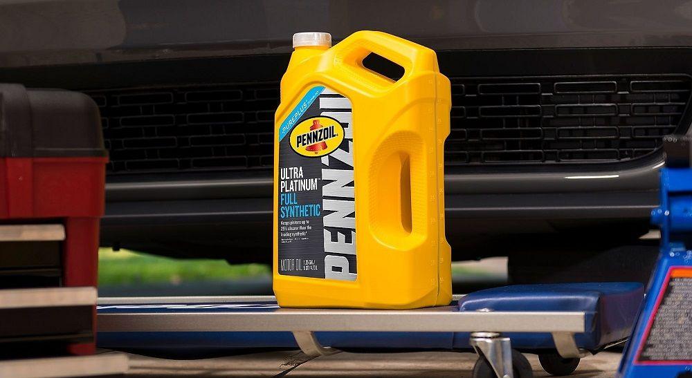 Моторное масло Pennzoil Ultra Platinum